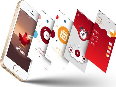 Whistle - Smart alarm app