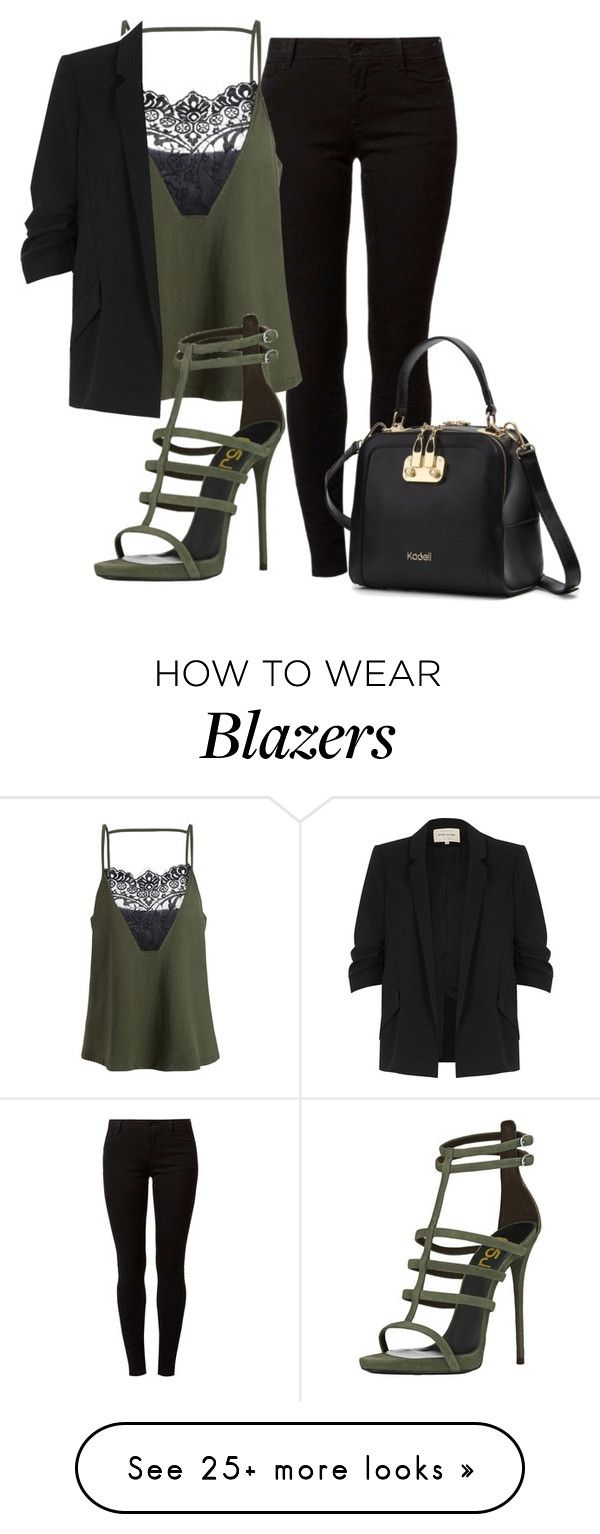 """""""Untitled #146"""" by universalkamz on Polyvore featuring Dorothy Perkins and River Island"""