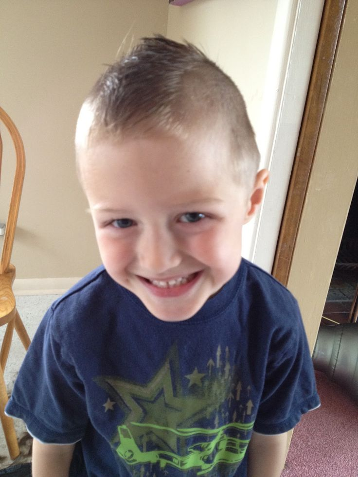 Crafty Kris: Little Boy Mohawk Haircuts For Toddler Boys ...