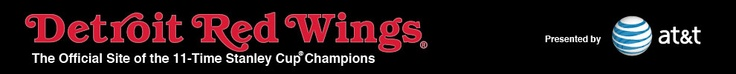 2012-13 Red Wings Pre-Season Schedule - 3months and 8 days away!