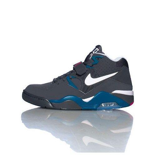 Basket - Nike Air Force 180 Grise 310095-016 Hommes ShoemaniaQ Museum