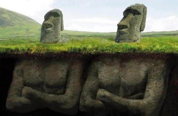 Το Νησί του Πάσχα.