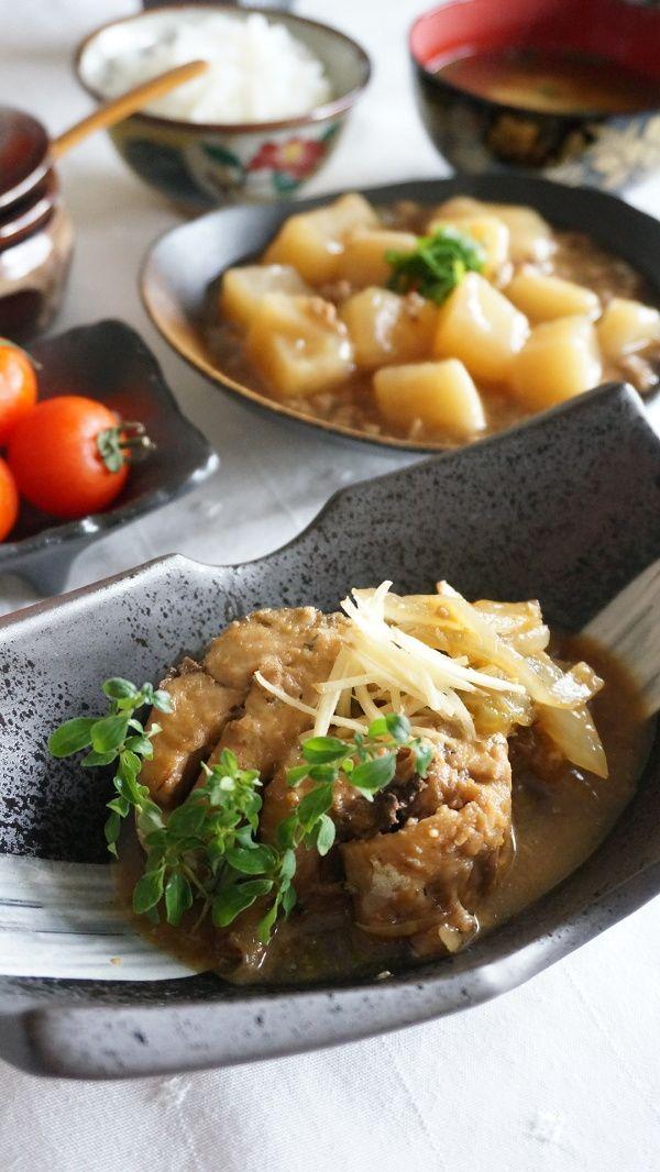 5分で完成!!鯖の水煮缶で、簡単鯖の味噌煮 by 本村 美子 | レシピ ...