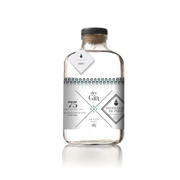 Distillerie de Paris Gin