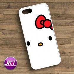 Hello Kitty 002 - Phone Case untuk iPhone, Samsung, HTC, LG, Sony, ASUS Brand #hellokitty #cartoon #phone #case #custom