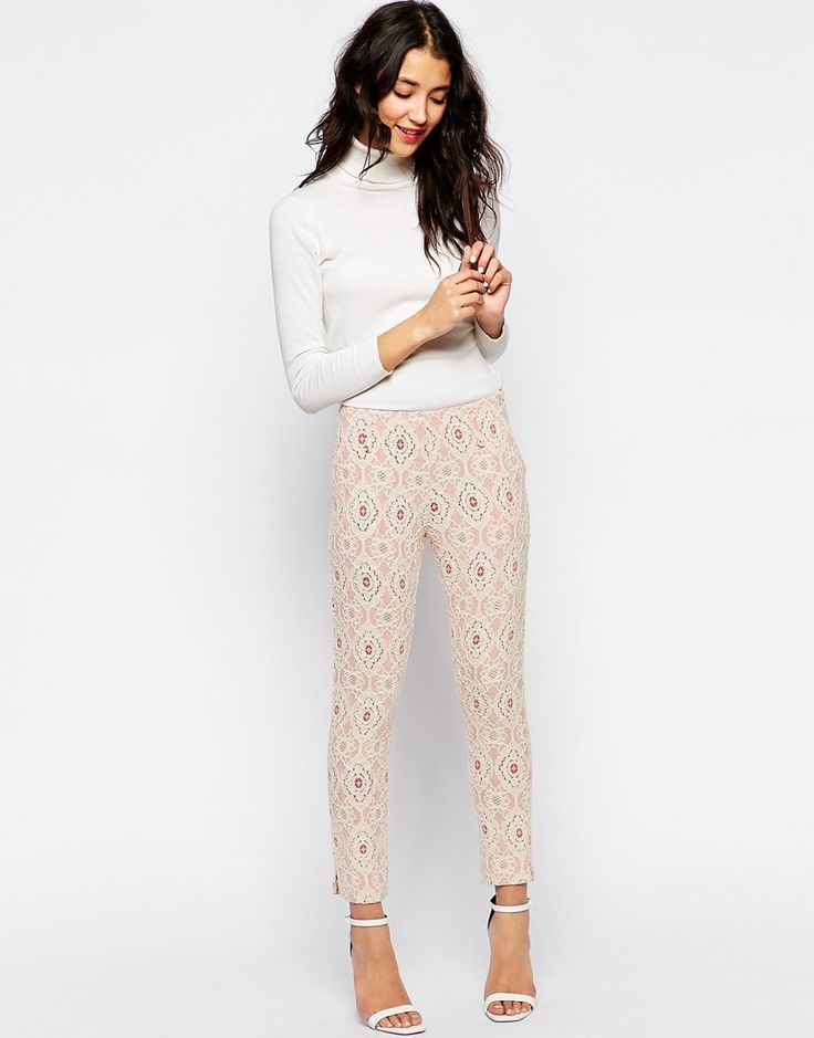 Image 1 of Sister Jane Lace Trousers