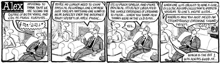 Alex cartoon - City news, finance satire - Telegraph