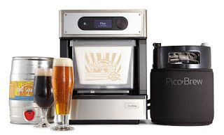 HOW TO MAKE MONEY ONLINE WITH PICO BREW - The COOLEST THING EVER!!! BREW YOUR OWN BEER with PICO BREW!   You may brew automatically 5 liters  of fresh craft beer at home in about 2 hours using grain and PicoPaks from dozens of awarded breweries around the world.  Now there is a ST. PATRICKSDAY SALE offer - until March, 19th you get a Pico Personal Craft Beer Brewery $ 100,-- off!