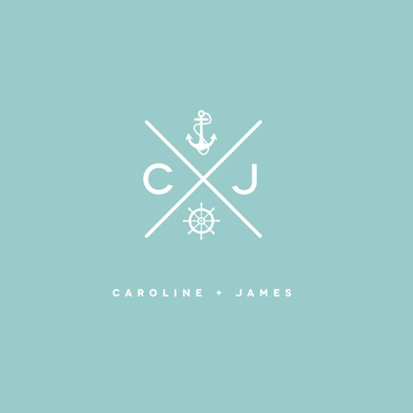 NAUTICAL WEDDING :: INVITATION + STATIONARY by Cinch Creative , via Behance