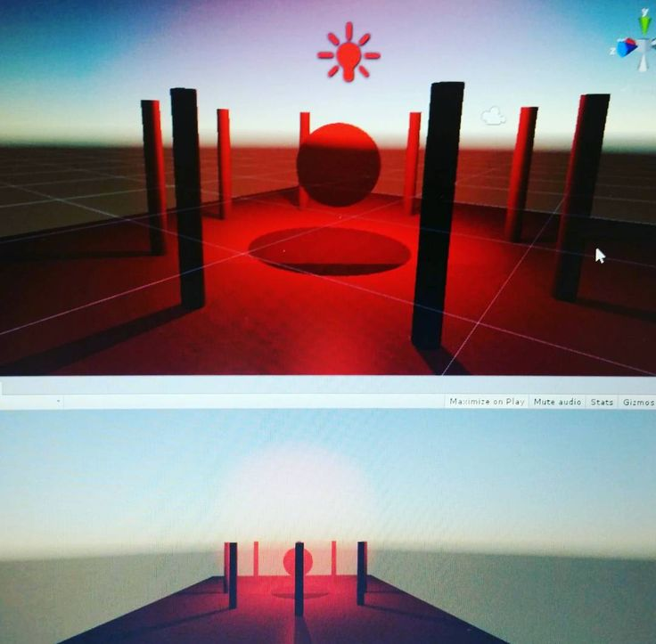 "An awesome Virtual Reality pic! Learn #lighting...   By alumnos #workshop. Taller: ""Crea Realidad Virtual inmersiva para Google Cardboard con Unity 3D"" #VR #VirtualReality #RealidadVirtual #unity #unity3d #scene #inmersive #inmersivo #design #cgi  #RealitatVirtual #GoogleCardboard #OculusRift #learning #aprendizaje #igerscat #igerscatalunya #igersbarcelona #igersbcn #learning #innovation #innovación #classroom #stem #girlsintech #edtech #escenario #light by all_vr_edu check us out…"