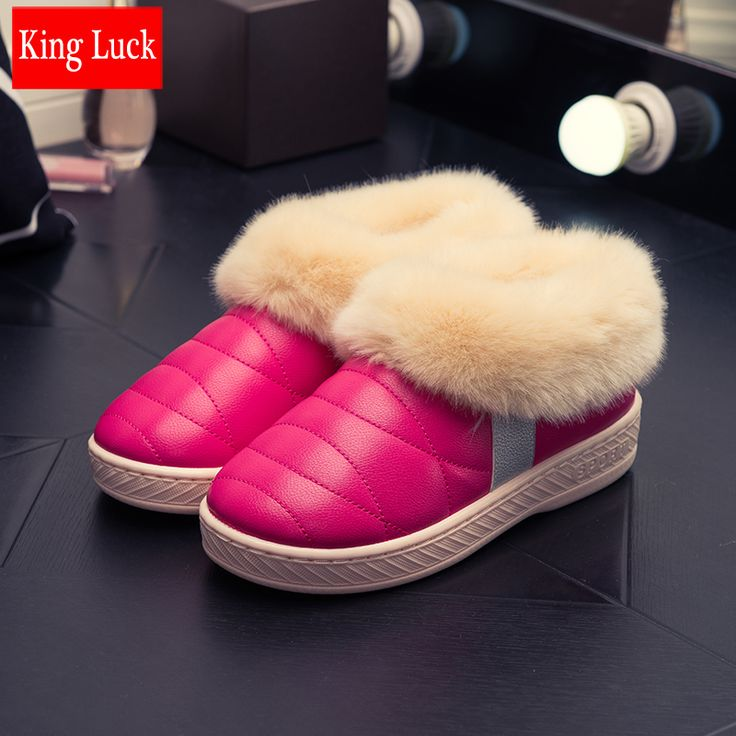 $18.88 (Buy here: https://alitems.com/g/1e8d114494ebda23ff8b16525dc3e8/?i=5&ulp=https%3A%2F%2Fwww.aliexpress.com%2Fitem%2FSLIPPERS%2F32720196002.html ) King Luck  16Colors 2016 winter Fashion New men boots brand women snow boot sautumn jeans platform boots shoes style boots0.64kg for just $18.88