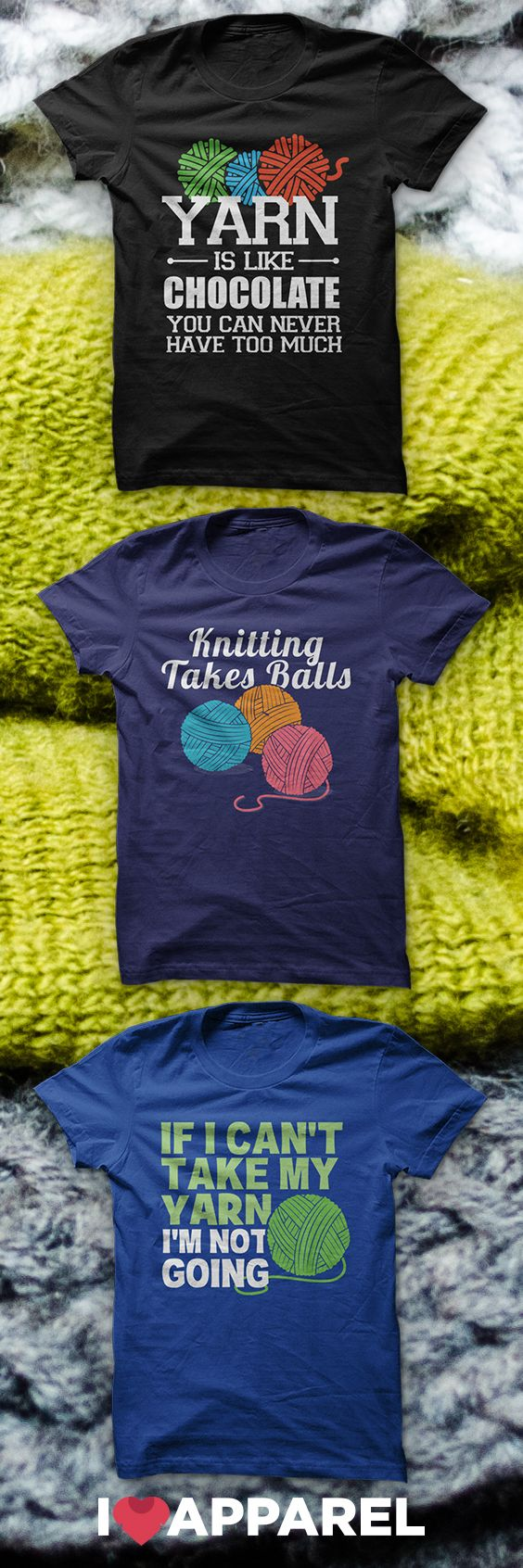 Buy Any 2 Items And Get FREE US Shipping. Check out our collection of knitting shirts.