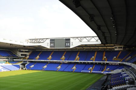 Tour of Tottenham Hotspurs White Hart Lane White Hart Lane. The scene of so many incredible memories for every Spurs fan, and now you can get a back stage pass to this incredible stadium. Your professional and enthusiastic tour guide will take http://www.MightGet.com/january-2017-13/unbranded-tour-of-tottenham-hotspurs-white-hart-lane.asp