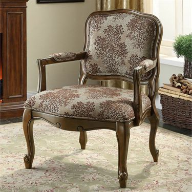 kori upholstered accent chair