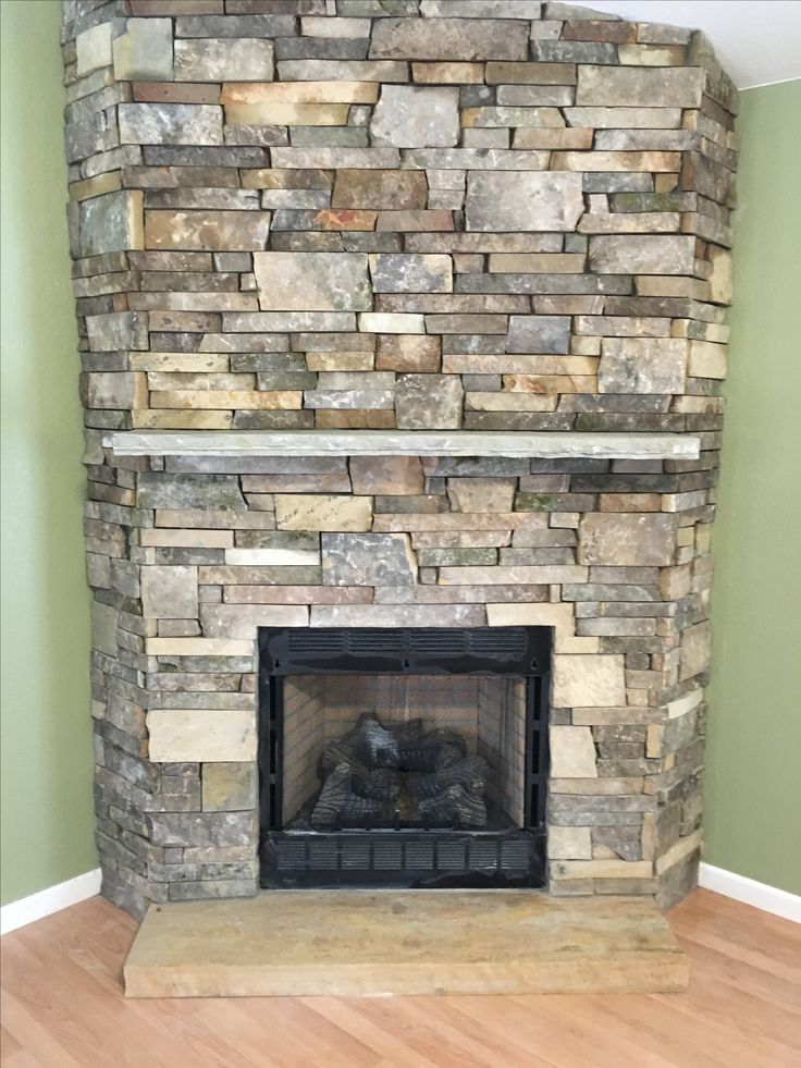 Tennessee Fieldstone Fireplace : Best elk river stone llc natural thin veneer