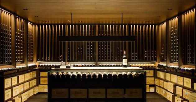 Holland Road Wine Cellar - Singapore - Interiors - SCDA ...