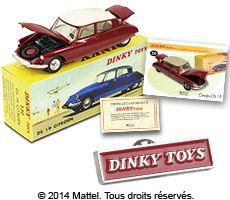 Dinky™ Toys de mon enfance, la saga des ouvrants