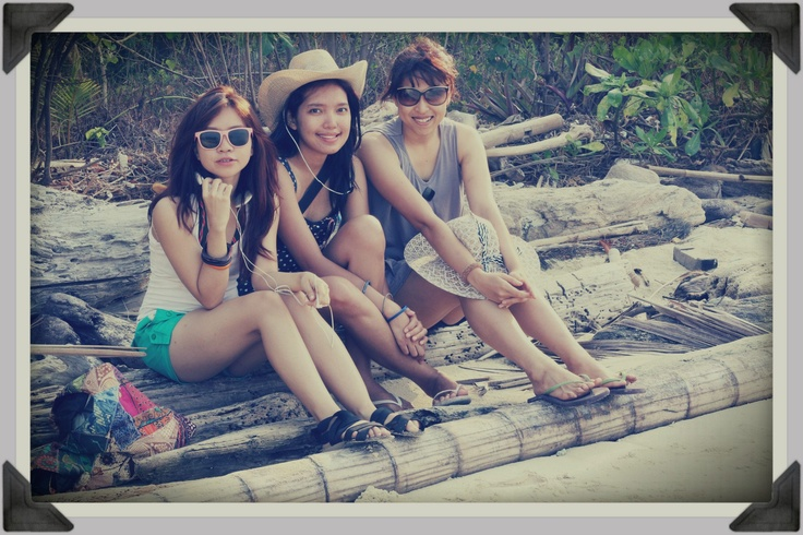 3Diots in Tidung Island, Kepulauan Seribu, Indonesia (Aug '12)  #photography #vacation
