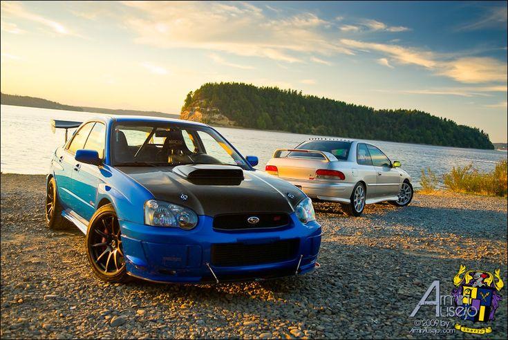 05 Subaru WRX STI