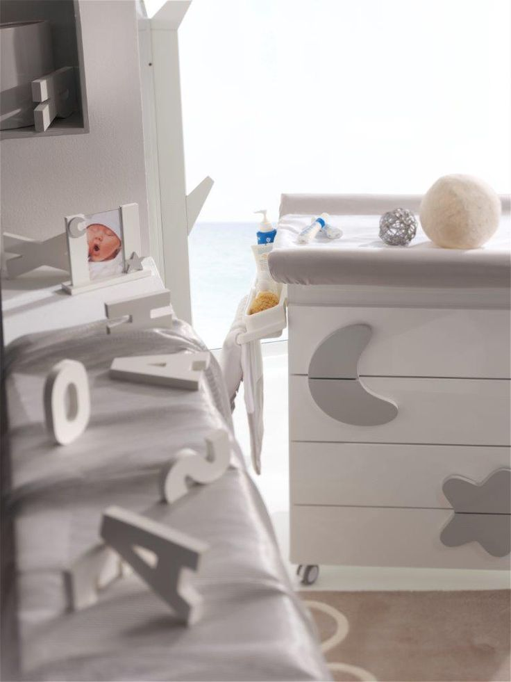 23 best CUNAS Y BAÑERAS BEBÉ images on Pinterest | Child room, Baby ...