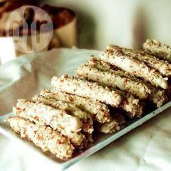Biscoito finlandês de amêndoa @ allrecipes.com.br