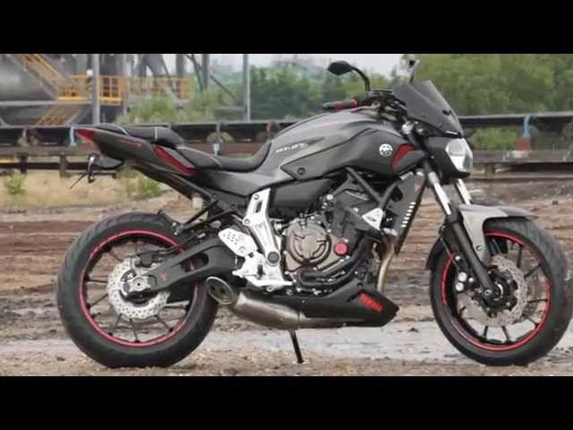 2015 Yamaha FZ 07 for sale
