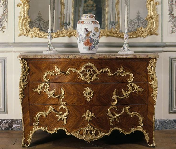 22 best images about Louis XV  mobilier on Pinterest