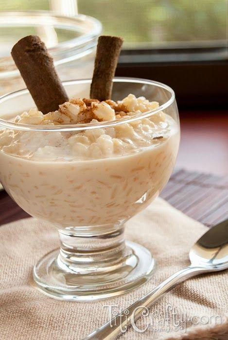 Arroz con Leche {Rice Pudding}