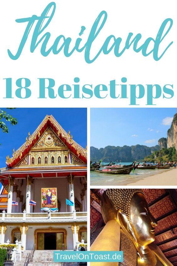Das erste Mal nach Thailand: 18 Tipps & wohin reisen