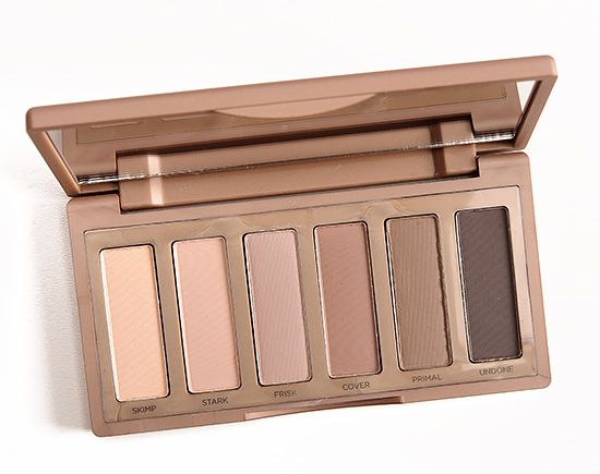 Urban Decay Naked2 Basics Eyeshadow Palette ($29.00 for 0.30 oz.) contains six eyeshadows; five have matte finishes, one has a more satiny finish. The palette leans cool-toned, but I didn't find it to be strongly cool-toned across the board. The palette is the same size as the previous Naked Basics palette, though this one has …