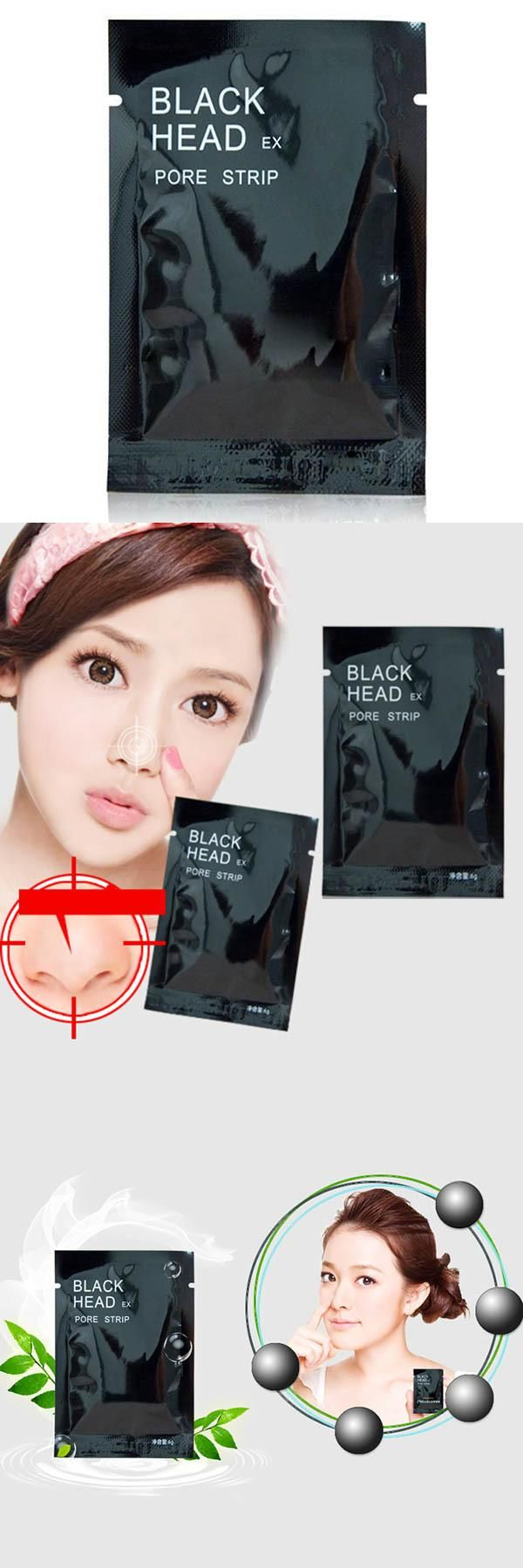 [Visit to Buy] 7pcs/package Mineral Mud Nose Blackhead Pore Cleansing Cleaner Removal Membranes Strips #Advertisement