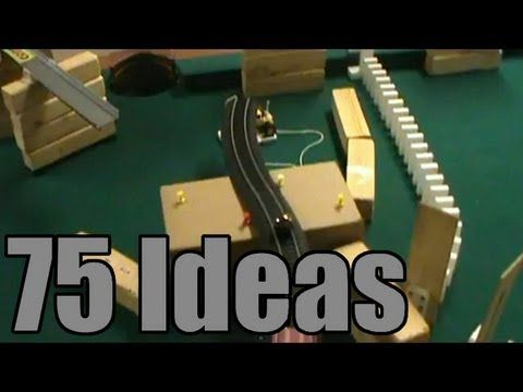 75 Rube Goldberg Ideas & Inventions--for extension of Engineering Station?
