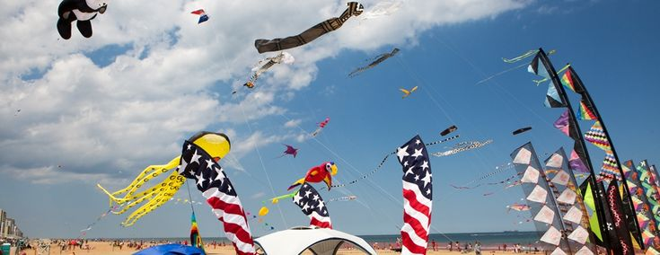 Go Fly a Kite!  The Annual Atlantic Coast Kite Festival will be held on Saturday, May 2, 2015.  See you there!  Siebert Realty - The Beach People Sandbridge Beach, Virginia Beach, VA