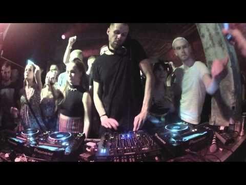 Adam Beyer DJ Set at Warehouse Project - YouTube