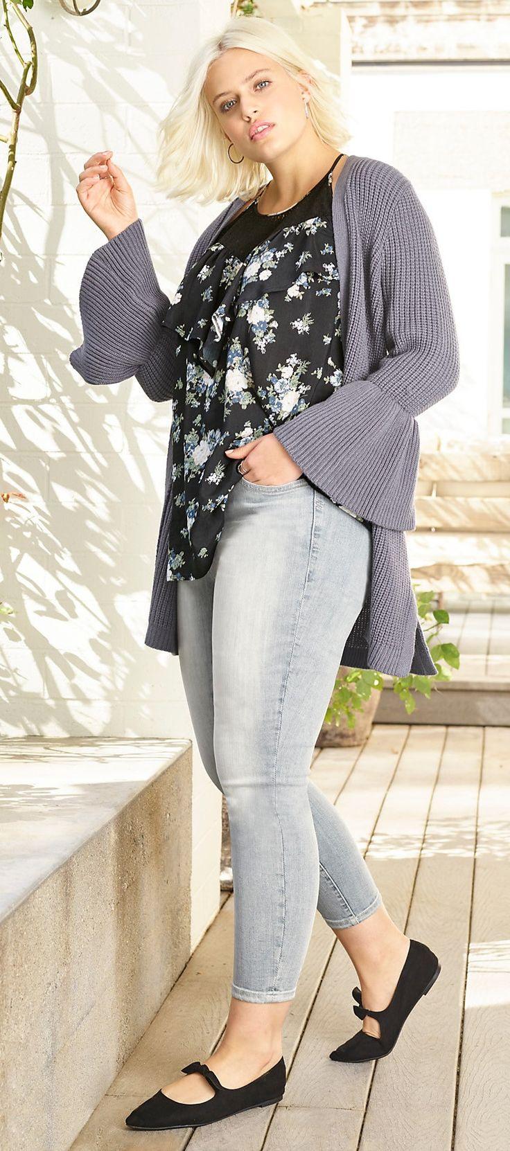 Plus Size Outfit #plussize