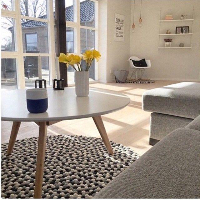 9 besten Kugelteppich Bilder auf Pinterest Teppiche, Wohnzimmer - teppich wohnzimmer braun