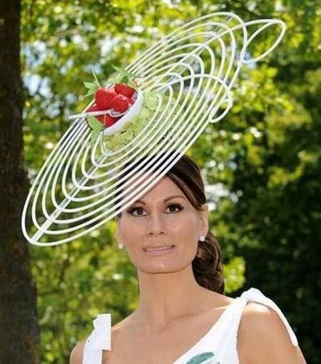 English Ladies Wedding Hats | The Royal Wedding — What is ...