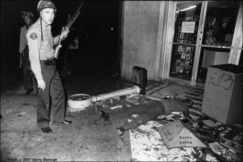 Watts Riots, L.A., 1965