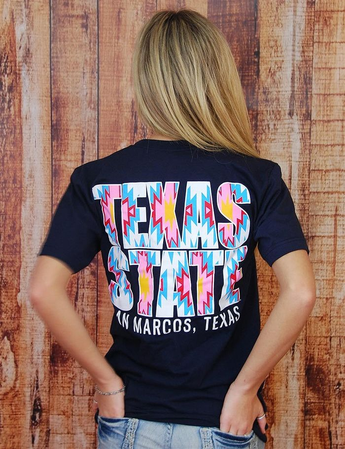 Best 25 college shirts ideas on pinterest senior year for Custom t shirts san marcos tx