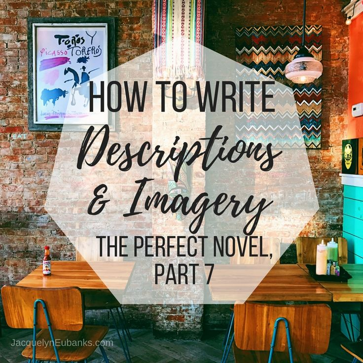 Writing beautiful description is vital to the writing process. I've come up with a perfect method for creating on-point imagery in your story. Learn here.
