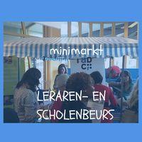 Gratis Minimarkten Leraren- en Scholenbeurs