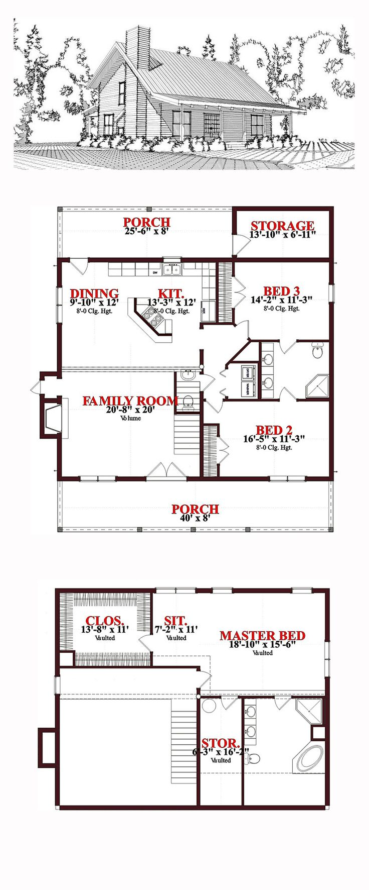 17 best images about saltbox house plans on pinterest for Saltbox house plan