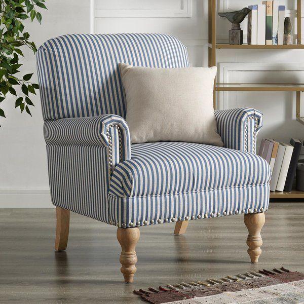 Best Bashir Armchair Coastallivingrooms Blue Accent Chairs 400 x 300