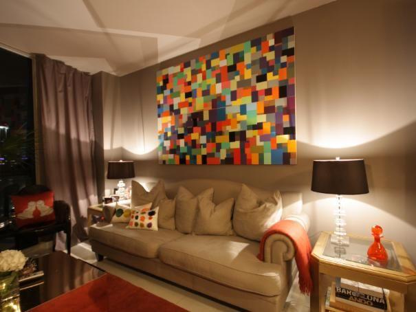 Photo of Gray Contemporary Hallway project in Miami, FL by Errez Design