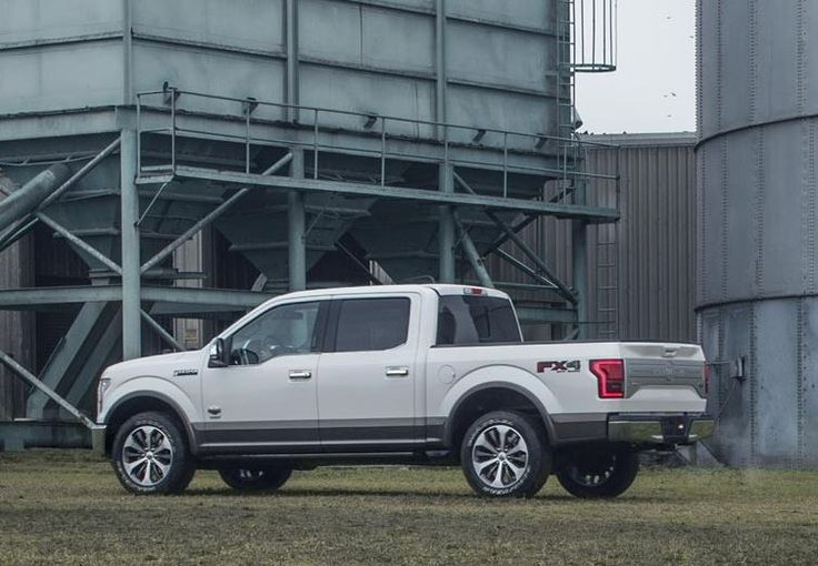 Ford f 150 (2015)