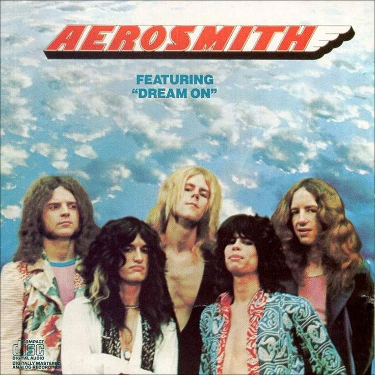 Aerosmith - Aerosmith (1973) Full Album