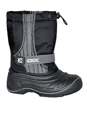Kid Ultra-Light winter boots with supple EVA Bottom. Also available in pink. For more details, visit our website ckxgear.com