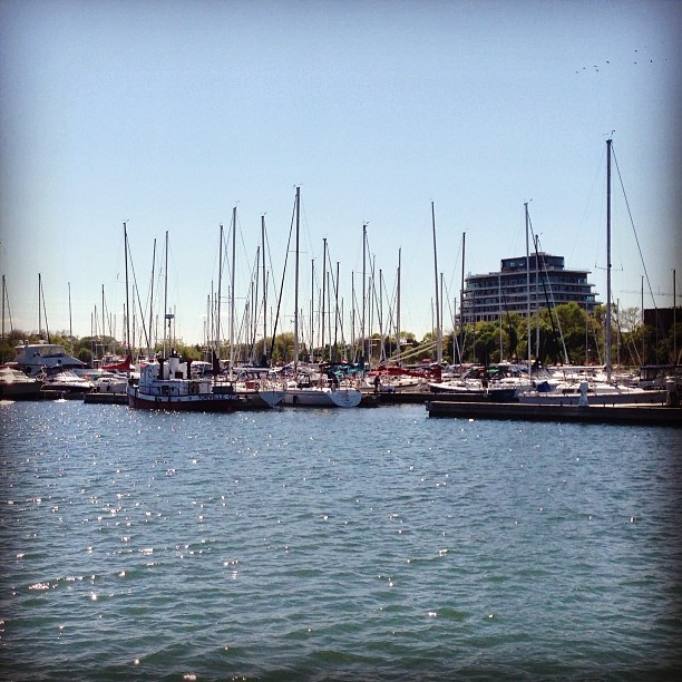 You know it's boating season when... Oakville ontario