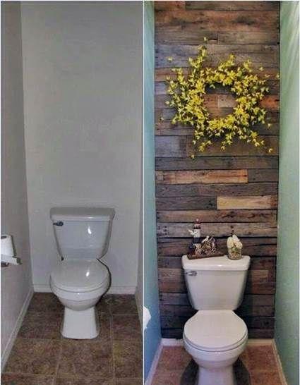M s de 20 ideas incre bles sobre decoraci n reciclada para for Decoracion en madera para el hogar