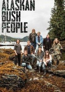 Аляска: Семья из леса 1, 2 сезон (2014)